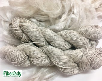 AlpacaBoo Natural undyed Yarn
