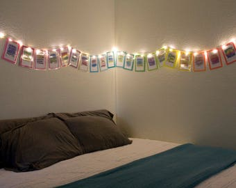 CUSTOM Listing for MARY - Micro LED Light Twine Set for a Magical Birth Space