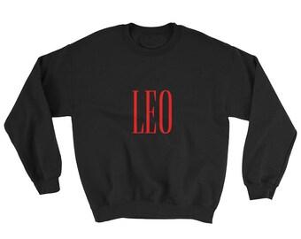 Leo Sweatshirt Zodiac Sweatshirt Leo Shirt Leo Zodiac Sign Zodiac Sign Leo Gift for Leo Leo Astrology Leo Gift Gifts for Leo Leo Bi