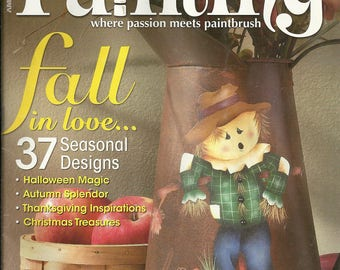 Painting magazine October 2010