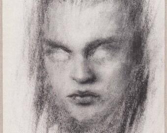Original sketch by Françoise Stéfanski - Sidéré #4