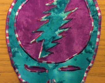 Steal Your Face Iron On Patch
