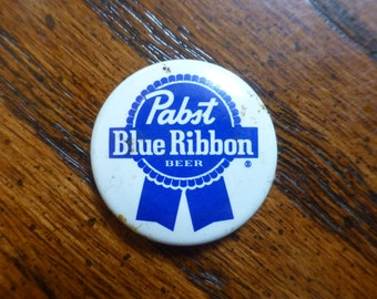 Reserved for Amanda - Pabst Blue Ribbon Pin