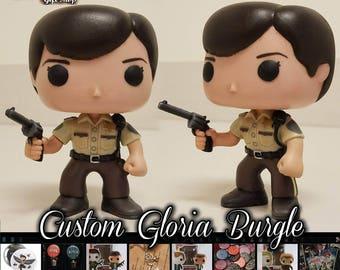 Gloria Burgle - Custom Fargo Funko pop