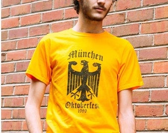 Oktoberfest Tshirt, Octoberfest Shirt, Craft Beer, German, Germany, Bier, Vintage Munich Beer Shirt