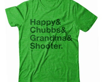 Happy Gilmore and Friends Golf UNISEX T-shirt