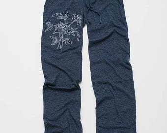 Lily Pants, Yoga Pants, Lounge Pants, Gym Pants, XS,S,M,L