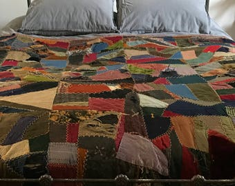 Antique Vintage Patchwork Quilt