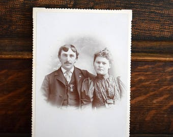 Life is like a box of chocolates ~ General, Scholar, Antique photograph, Portrait, Victorian, Edwardian