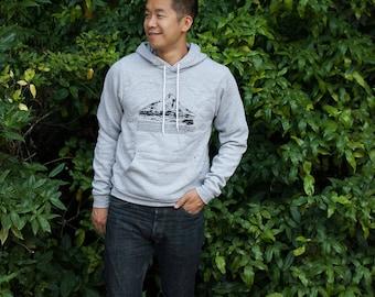 Love From The Hood Pullover, Portland Sweatshirt, Mt Hood Sweatshirt, Hoodie