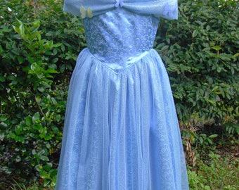 Amanda Nicole Custom Cinderella Costume - Cinderella 2015 - Cinderella Dress Up - Cinderella Party Dress