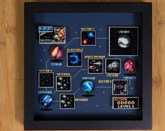 Star Fox - SNES Shadowbox