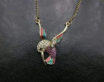 Hummingbird Necklace jewelry