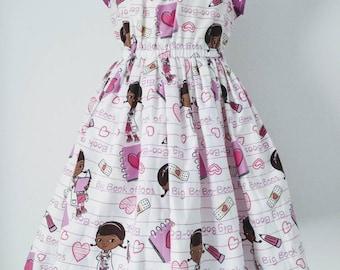 Doc McStuffins Matilda Dress