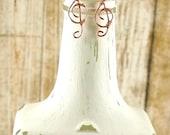 Treble clef earrings - Mu...