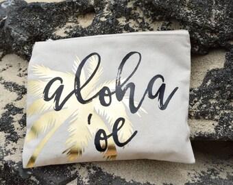 Aloha 'Oe Clutch