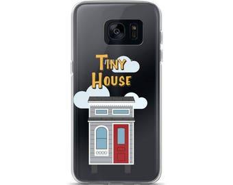 Full House / Tiny House Mashup Samsung Case
