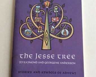 Vintage Book, The Jesse Tree