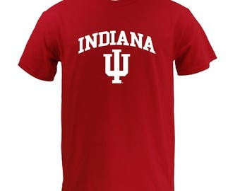 Indiana Hoosiers Arch T-Shirt