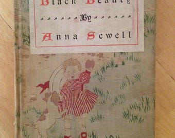 Black Beauty by Anna Sewell 1897
