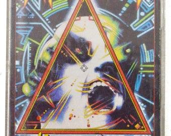 Vintage 80s Def Leppard Hysteria Glam Metal Album Cassette Tape