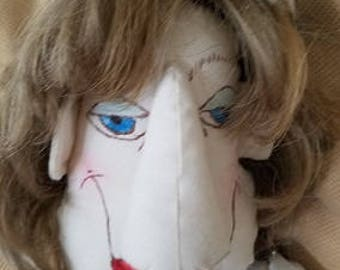 Nurse doll  Nurse Nasty