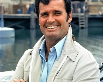 James Garner as Jim Rockford from the Rockford Files , 1970's # 2