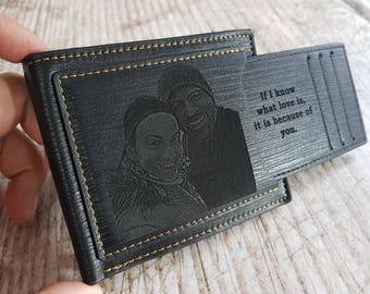 gift for men, mens gift, personalized men wallet, leather wallet, mens wallet, engraved wallet, fathers day, valentines day, gift for mens