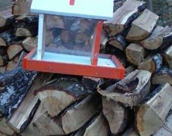 University of Tennessee hanging bird feeder