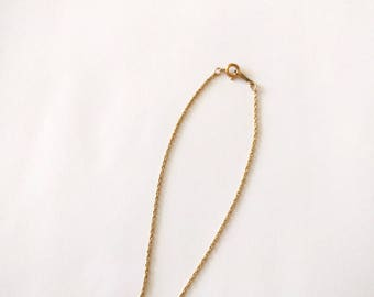 anklet image grams inch details s is loading inches ankle gold white bracelet about itm