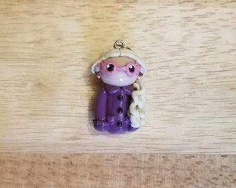 Luna Lovegood clay figure