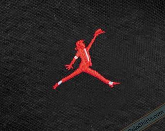 Air Jackson - Air Jordan Parody - Funny Polo Shirt