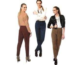 Tapered Leg Pants Sewing Pattern, Women's Size 4, 6, 8, 10, Modern, Generation Next, Melissa Watson, Palmer / Pletsch, UNCUT McCall's M6405