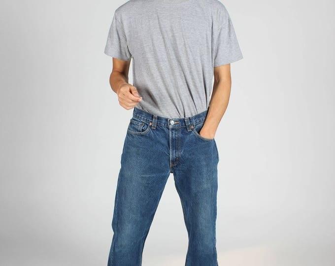 Levi 505 Blue 32 Jeans