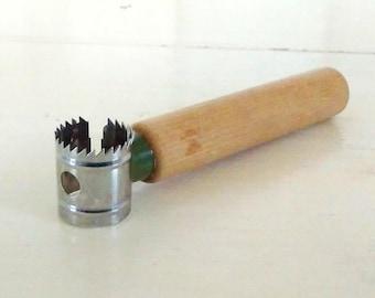 Citrus Zester/Lemon Peel Tool/Orange Lime Zester/Kitchen Tool/Peeler/lindafrenchgallery