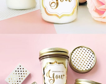 Get Well Soon Gift Get Well Card Alternative Thinking of You Gift Feel Better Gift Get Well Gift Get Well Gift Basket CANDLE (EB3178FT)