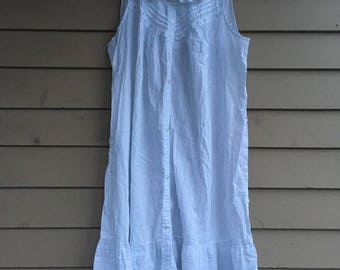 M Cotton sundress