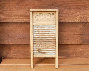 Busy Bee No.16 Washboard, Small Lingerie Washing Board, Message Board