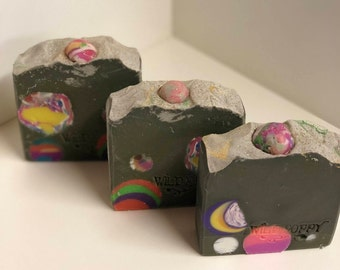 Planet Soap / Artisan Soap / Handmade Soap / Soap / Cold Process Soap