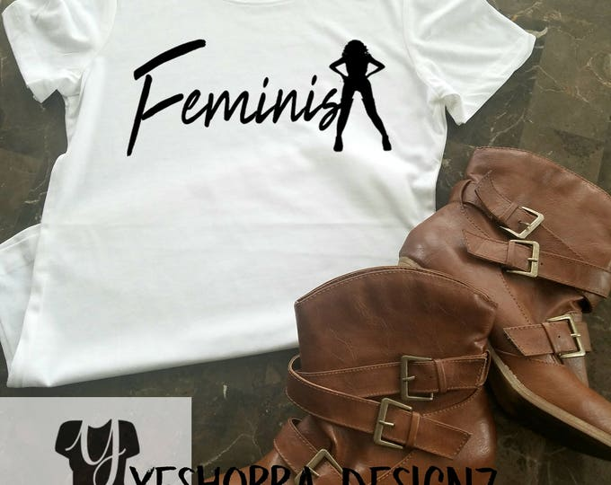 Feminist Shirt, Feminism Shirt, Equality Shirt, Protest Equality, Women's Rights, Nasty Woman, Woman Activist Shirt, Girl Power