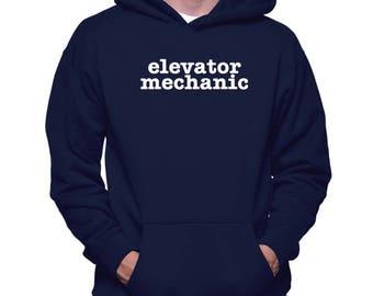 Elevator Mechanic Hoodie