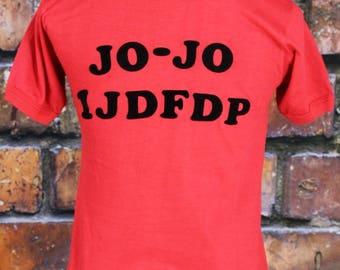 Jo-Jo 1JDFDP Vintage 1970s T-Shirt