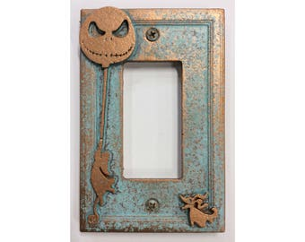 Nightmare Before Christmas - Decorator Light/Outlet Cover