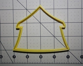 Circus Cookie Cutter Circus Tent Cookie Cutter