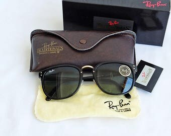 Vintage NOS B&L RAY-BAN W0860 Premier Traditionals Style D Sunglasses