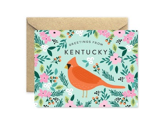 Kentucky State Bird