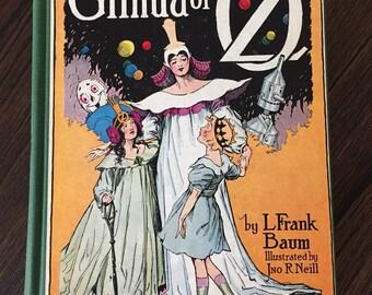 Glinda of Oz  by L. Frank Baum 1920