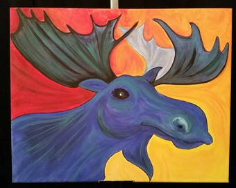 Moose Abstract