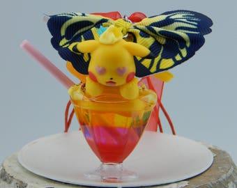 Pokemon Pikachu ピカチュウ Cocktail Necklace