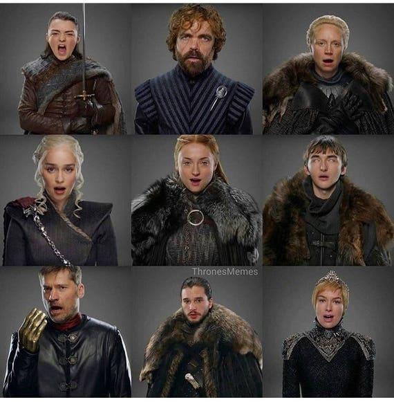 Games of throne season 7 daenerys targaryen jon snow sansa for Daenerys jewelry season 7